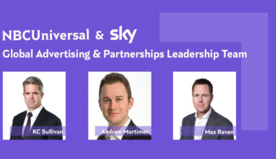 NBCU, Sky global advertising